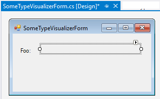 Writing A (ReadOnly) Custom Debugger Visualizer for Visual